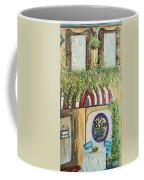 Gianni's Bistro Coffee Mug by Eloise Schneider