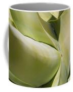 Giant Agave Abstract 9 Coffee Mug