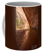 Giant Alcove Coyote Gulch - Utah Coffee Mug