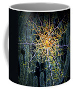 Giant Basket Star At Night Coffee Mug