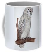 Giant Eagle Owl Coffee Mug