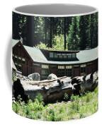 Giant Forest Museum Coffee Mug