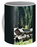 Giant Forest Museum Portrait Coffee Mug