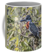 Giant Kingfisher Coffee Mug