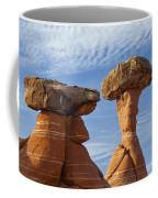 Giant Mushrooms Coffee Mug