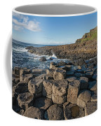 Giant S Causeway, Antrim Coast Coffee Mug