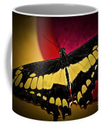 Giant Swallowtail Butterfly Coffee Mug