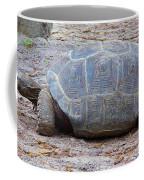 The Giant Aldabra Tortoise Coffee Mug