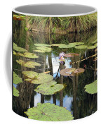 Giant Water Lilies Coffee Mug