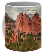 Giants Among The Trees Coffee Mug