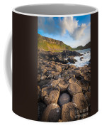 Giant's Causeway Circle Of Stones Coffee Mug