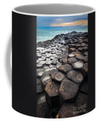 Giant's Causeway Hexagons Coffee Mug