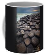 Giant's Causeway Pillars Coffee Mug