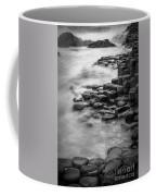 Giant's Causeway Waves  Coffee Mug