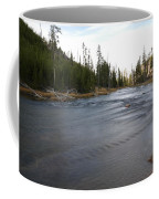 Gibbon River Coffee Mug