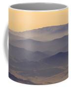 Gibraltar Countryside At Sunset Coffee Mug
