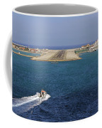 Gibraltar International Airport Coffee Mug