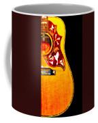 Gibson Hummingbird Coffee Mug