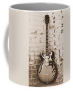 Gibson In Sepia Coffee Mug