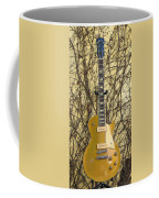 Gibson Les Paul Gold Top '56 Guitar Coffee Mug