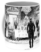 Gibson: Lucky Rich, 1896 Coffee Mug