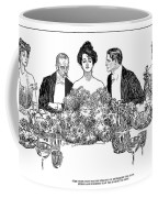 Gibson: Retirement, 1900 Coffee Mug