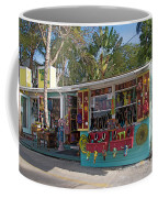 Gift Shop In Key West Coffee Mug