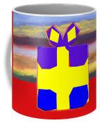 Gift Wrapped Coffee Mug
