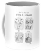 Gifts From The House Of Low Goals Coffee Mug