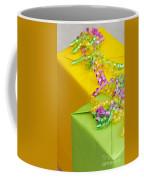 Gifts With Ribbon Coffee Mug by Amy Cicconi
