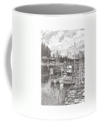 Gig Harbor Entrance Coffee Mug