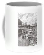 Gig Harbor Entrance Coffee Mug