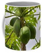Gigantic Papaya Coffee Mug