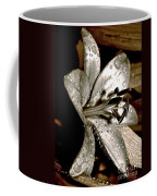 Gilded Lilies 3 Coffee Mug