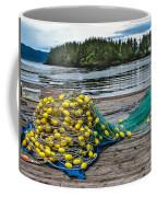 Gill Net Coffee Mug