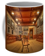 Gillette Castle Gallery Room Coffee Mug