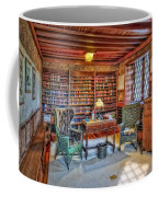 Gillette Castle Library Coffee Mug