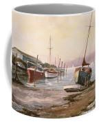 Gillingham Pier On The Medway Coffee Mug