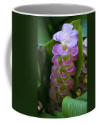 Ginger Flower Coffee Mug