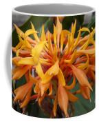 Ginger Flower Coffee Mug