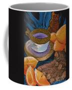 Ginger Lemon Tea 2 By Jrr Coffee Mug