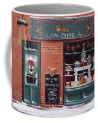 Gingerbread Bakery At Fox Creek Coffee Mug