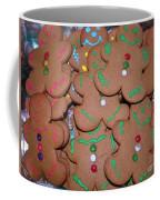 Gingerbread Cookies Coffee Mug