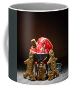 Gingerbread Family Coffee Mug