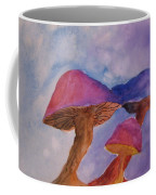 Gini's Shrooms Coffee Mug