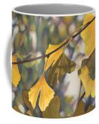 Ginkgo Gold Coffee Mug