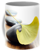 Ginkgo Leaf  Coffee Mug