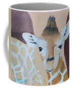 Giraffe Baby Coffee Mug