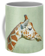Giraffe Mug Shot Coffee Mug