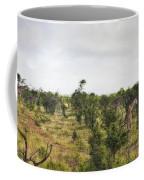Giraffe Panorama Coffee Mug